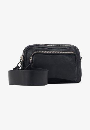 CAMERA CROSSBODY BAG - Torba na ramię - black