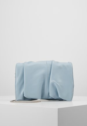 RUCHED - Pochette - blue