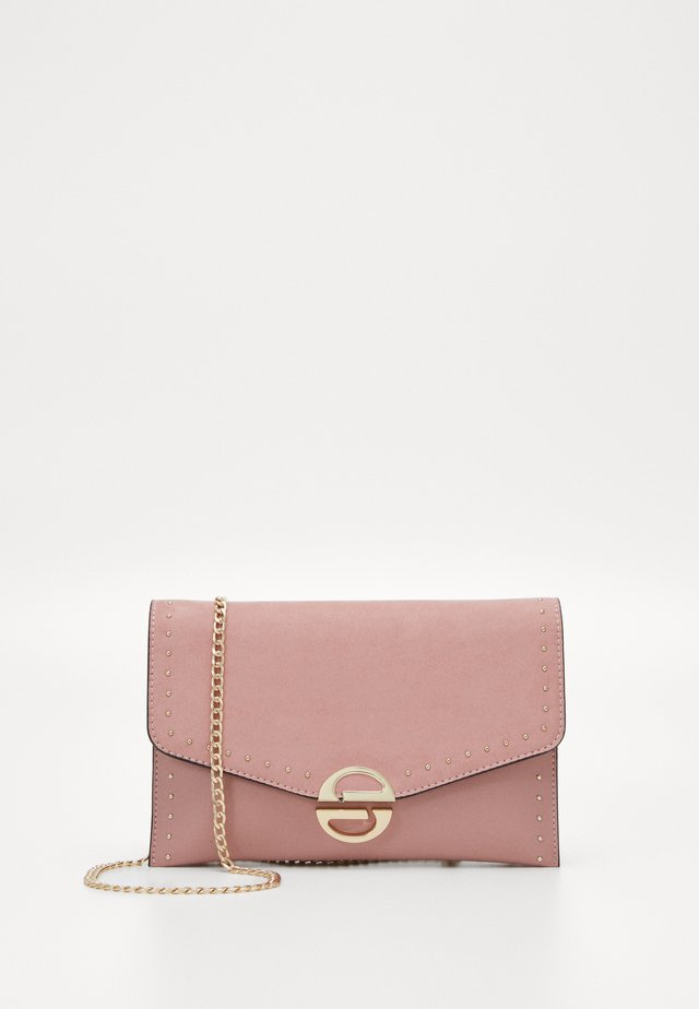 CANDICE CLUTCH  - Clutch - blush