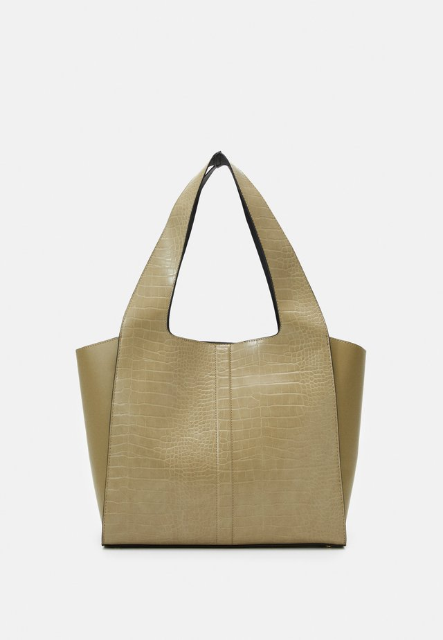 WING TAYLOR TOTE - Shopper - olive