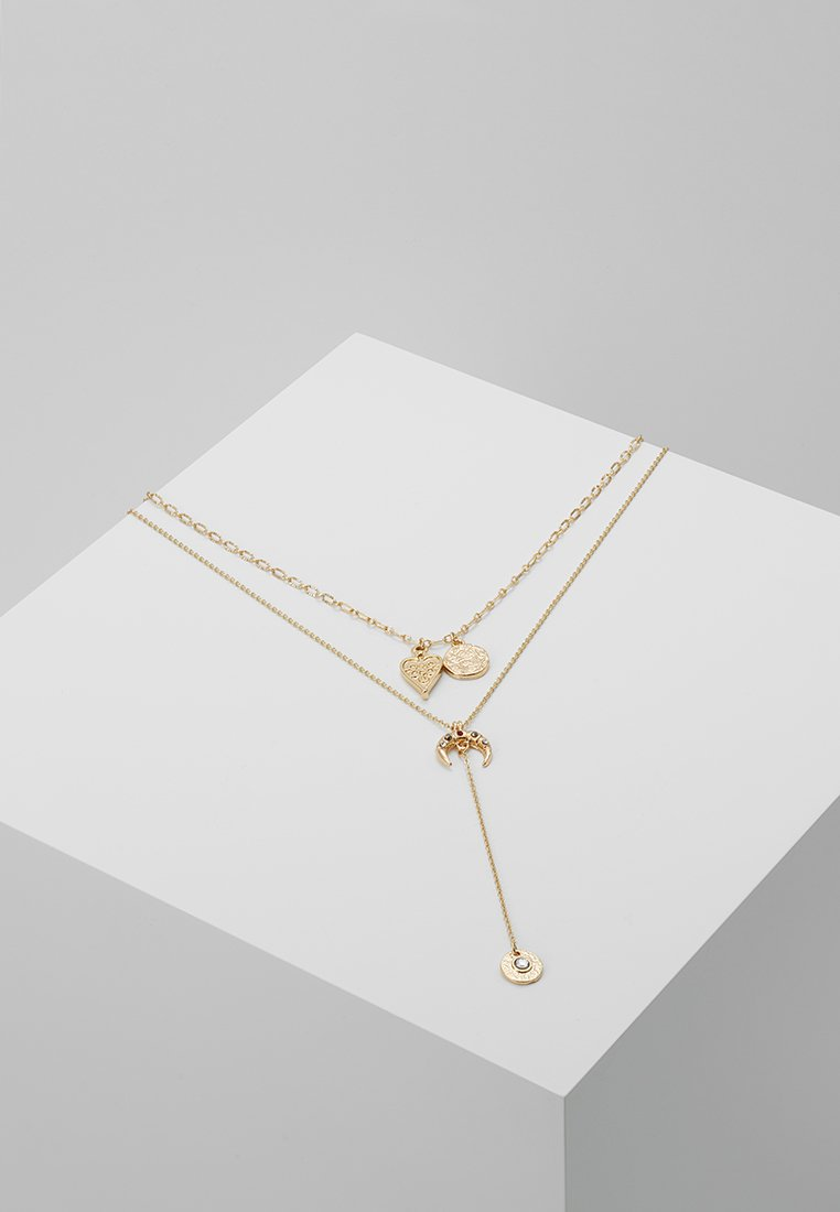 Topshop - NOMADIC - Ketting - gold-coloured