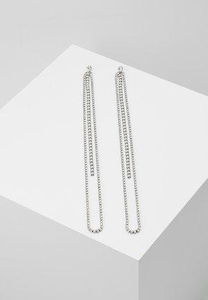 WIN CUPCHAIN DROP - Ohrringe - silver-coloured