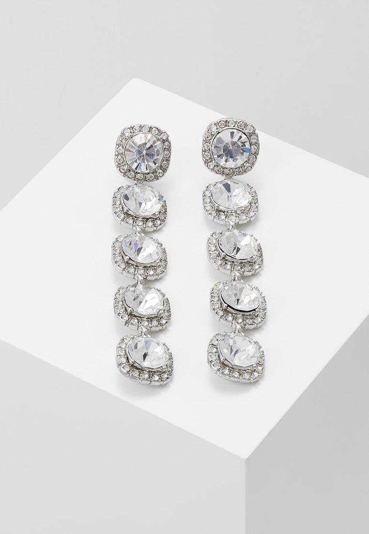 Silver D'oreilles Shiny BeadsBoucles coloured Topshop jLqSUVpzGM