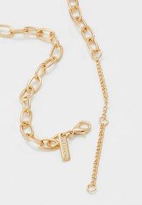 Topshop - SHELL CLUSTER LARIAT - Náhrdelník - gold-coloured - 2