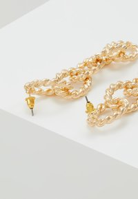 Topshop - ROPE LINK DROP - Boucles d'oreilles - gold-coloured - 2