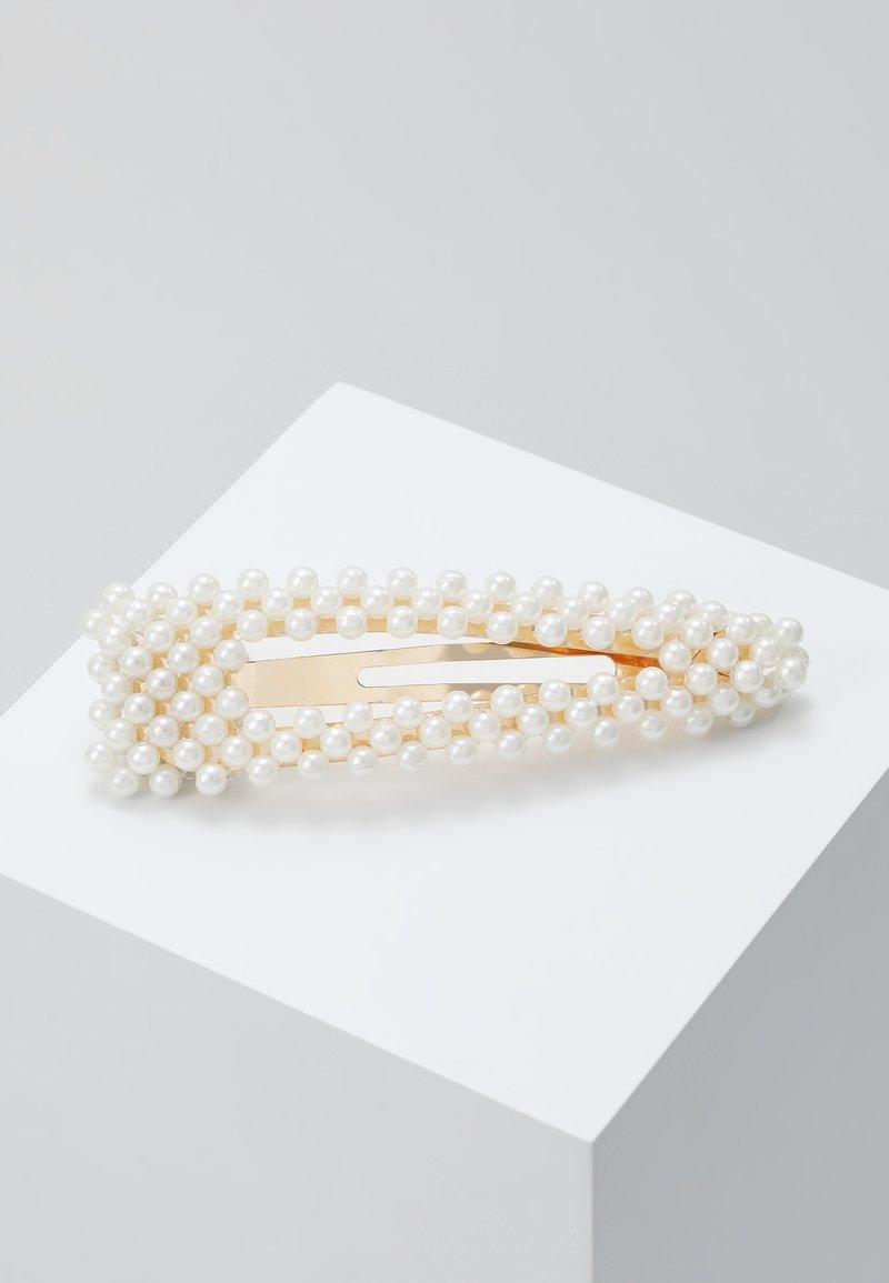 Topshop - SNAP CLIP - Haar-Styling-Accessoires - cream