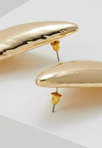 Topshop - OVERSIZED - Earrings - gold-coloured - 2