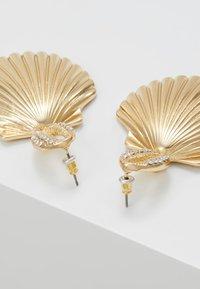 Topshop - PAVE DROP - Boucles d'oreilles - gold-coloured - 2