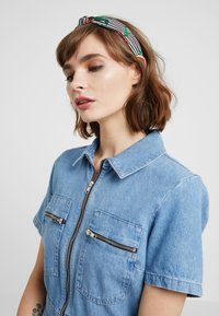 Topshop - STRIPE FLORAL - Hair styling accessory - multi - 1