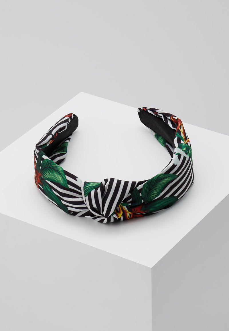 Topshop - STRIPE FLORAL - Hair styling accessory - multi