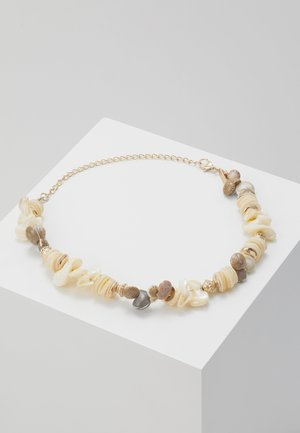 CLUSTER CHOKER - Necklace - cream