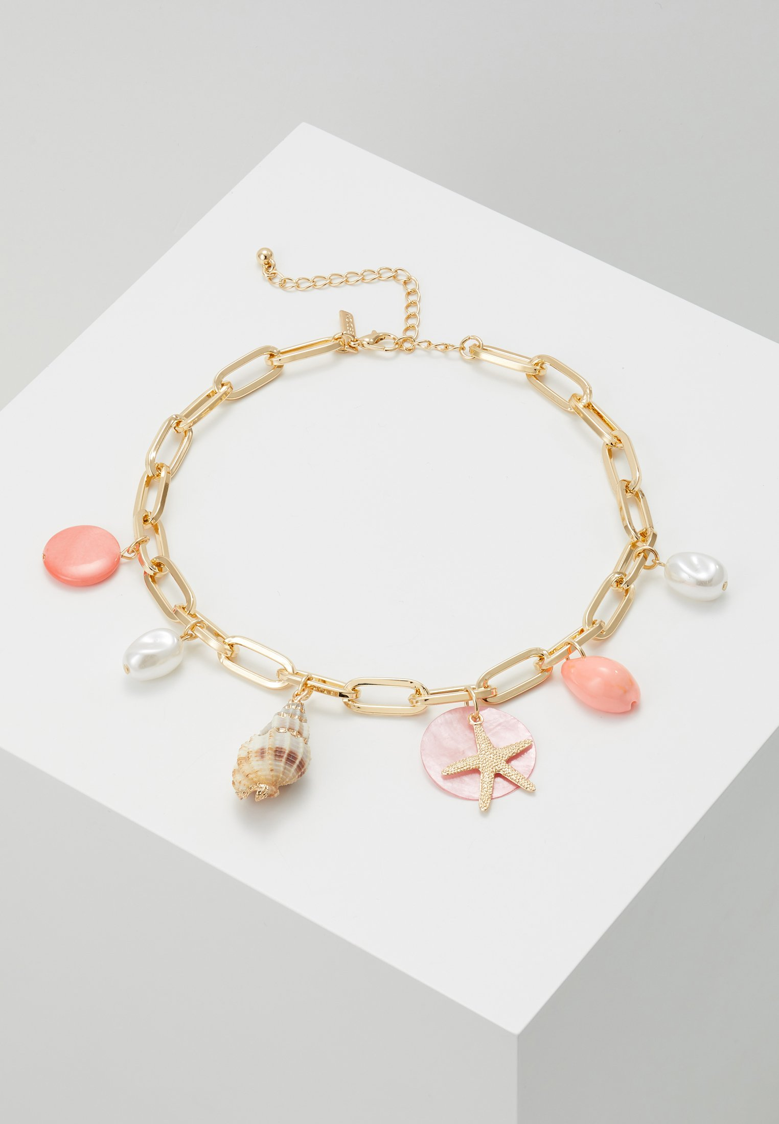ChokerCollier Topshop multicolor Drop Starfish Pink CWrQxBoedE