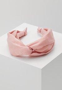 Topshop - KNOT HEADBAND - Accessori capelli - pink - 0