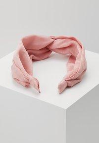 Topshop - KNOT HEADBAND - Accessori capelli - pink - 2