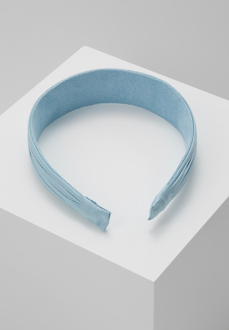 Topshop - PLEATED ALICE BAND - Haaraccessoire - blue