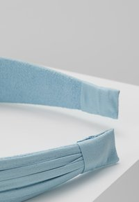 Topshop - PLEATED ALICE BAND - Haaraccessoire - blue - 2