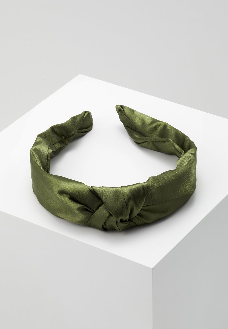 Topshop - SAGE HEADBAND - Hair Styling Accessory - khaki