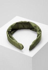 Topshop - SAGE HEADBAND - Accessori capelli - khaki - 2