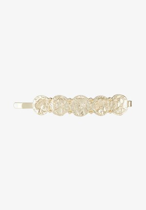 COIN BARRETT - Hair styling accessory - gold-coloured