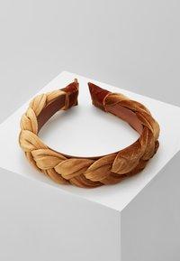 Topshop - HEADBAND - Accessori capelli - rust - 0