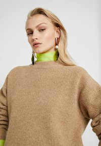 Topshop - DROP - Oorbellen - green - 1