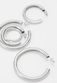 Topshop - CHUNK 3 PACK - Korvakorut - silver-coloured - 4