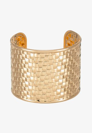 WIN WIDE WOVEN  - Bransoletka - gold-coloured