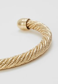 Topshop - WIN TWISTED CUFF  - Bracelet - gold-coloured - 2
