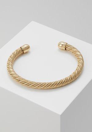 WIN TWISTED CUFF  - Bracciale - gold-coloured