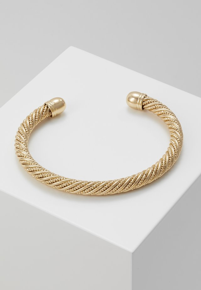 WIN TWISTED CUFF  - Bracelet - gold-coloured