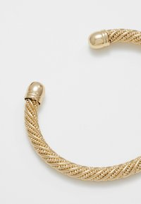 Topshop - WIN TWISTED CUFF  - Bracelet - gold-coloured - 3