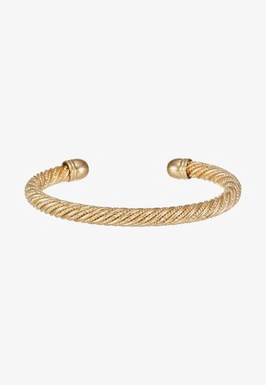 WIN TWISTED CUFF  - Armband - gold-coloured