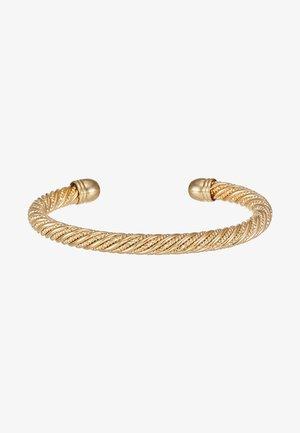 WIN TWISTED CUFF  - Náramek - gold-coloured
