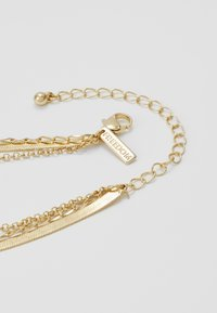 Topshop - TAG CROSS - Necklace - gold-coloured - 2
