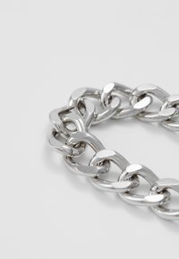 Topshop - CHAIN BAR - Necklace - silver-coloured - 4