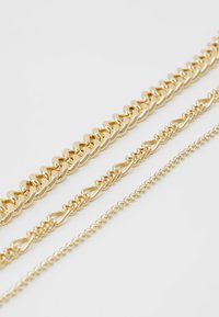 Topshop - THIN BALL 3 PACK  - Halsband - gold-coloured - 2