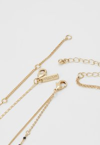 Topshop - SPOT CHOKER 3 PACK  - Naszyjnik - gold-coloured - 2