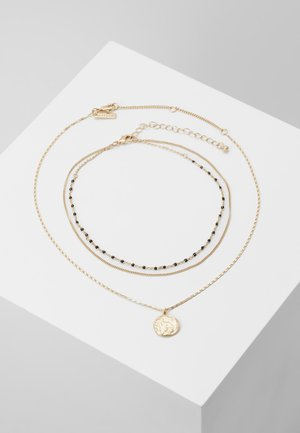 SPOT CHOKER 3 PACK  - Collana - gold-coloured