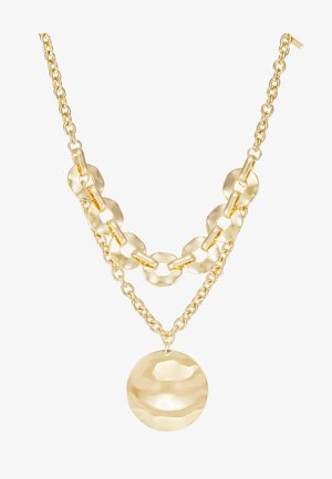 STATEMENT CHUN - Necklace - gold-coloured