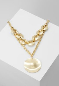 Topshop - STATEMENT CHUN - Ketting - gold-coloured - 0
