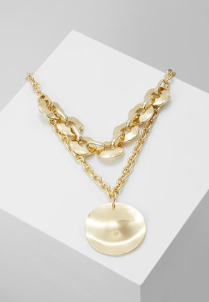 STATEMENT CHUN - Ketting - gold-coloured
