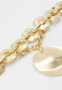 Topshop - STATEMENT CHUN - Ketting - gold-coloured - 4