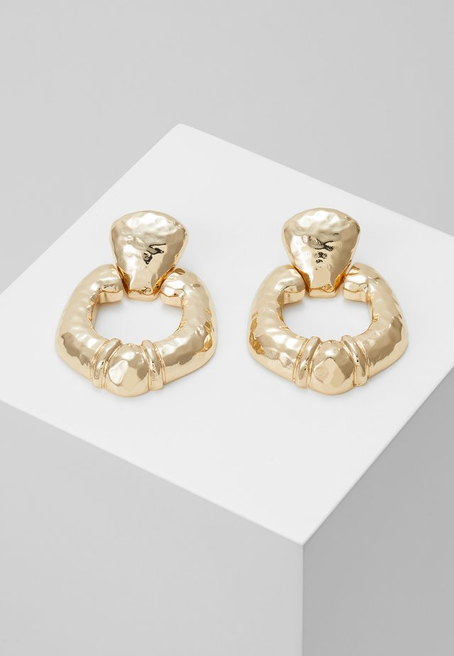 ORNATE - Earrings - gold-coloured