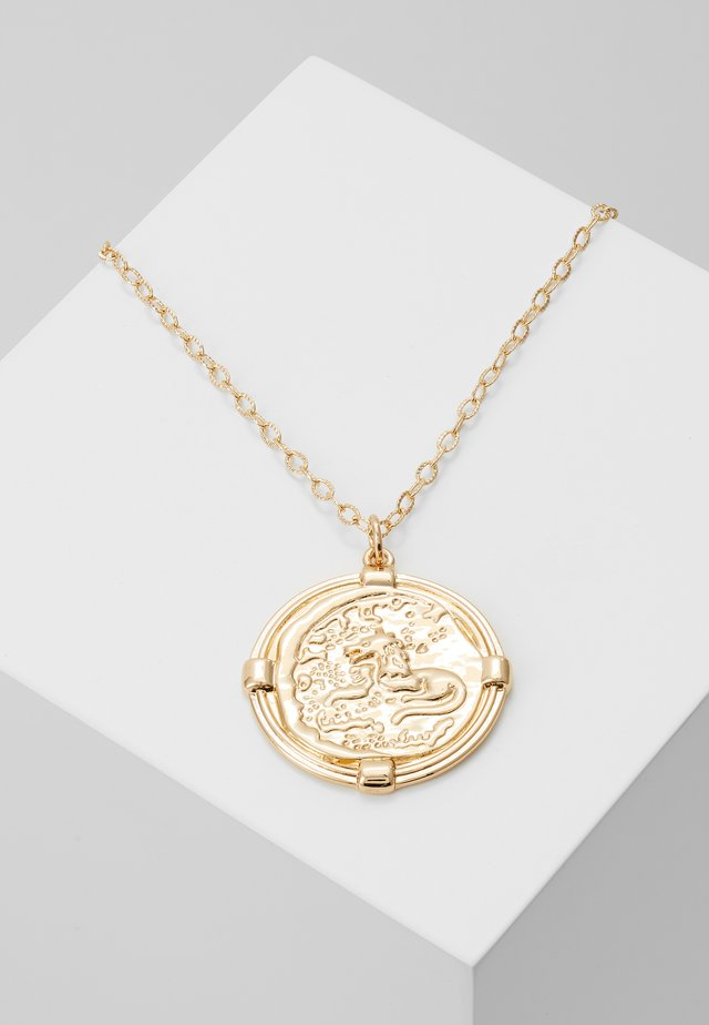 FRLARGE COIN - Halsband - gold-coloured
