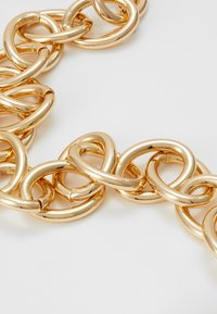 Topshop - CHUNKY - Necklace - gold-coloured - 2