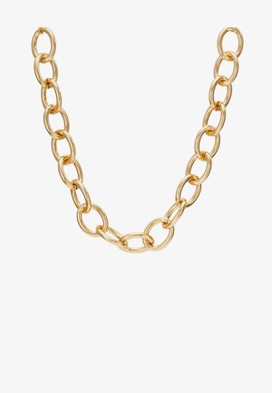 CHUNKY - Necklace - gold-coloured