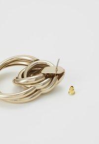 Topshop - MULTI LINK DOO - Orecchini - gold-colored - 3