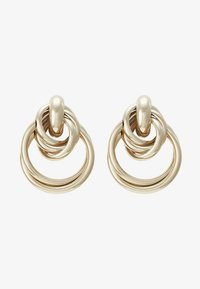 Topshop - MULTI LINK DOO - Oorbellen - gold-colored