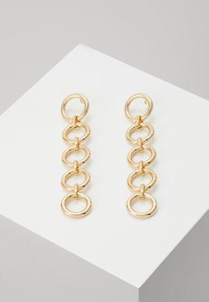 CIRCLE - Orecchini - gold-coloured