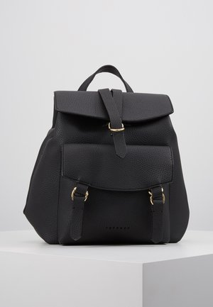 BRIT BACKPACK - Reppu - black